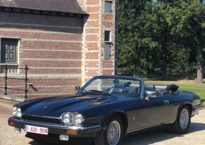 Jaguar XJS cabrio 4.0 l automaat
