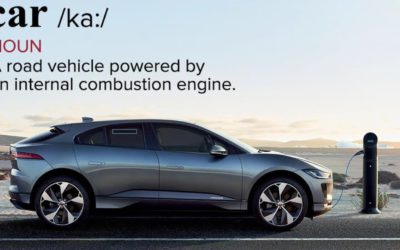 I-pace redefinition of the term CAR