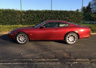 Jaguar XKR 1999