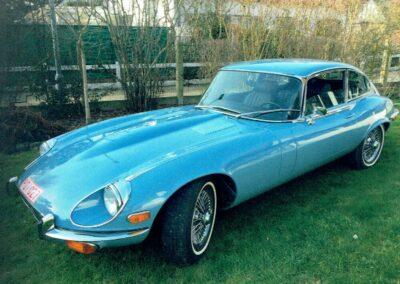 Jaguar E type S1