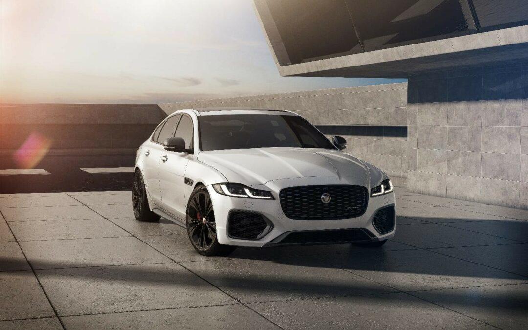 Jaguar XF et XE améliorés